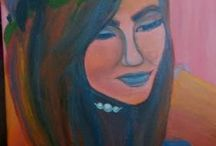 AP Art Self Portrait Project