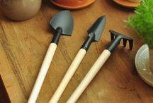 Gardening Tools / Tools for the gardener.