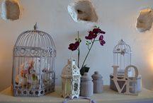 Detalles y decoracíon para bodas. / Por que los pequeños detalles, son los que más cuentan en la vida, vamos a intentar reunir en este tablero pequeñas cosas que hacen la decoración de una boda muy GRANDE.