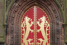 Distinctive Doors and  Gates / by Peggy Watson
