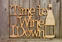 Wine Theme Art