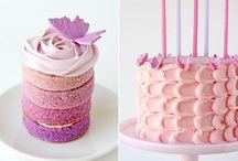 cakes / by Sarah Campling