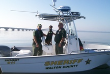 Beach/Marine Patrol / by Walton County Sheriff's Office