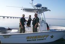 Beach/Marine Patrol / by Walton County Sheriff's Office