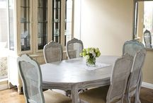 annie sloan dinning room table