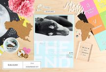 June 2015 Kits: Galileo / See your brightest memories through a new lens with Galileo. / by Studio_Calico