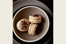 Food & lovely things / Delicious Macarons