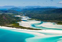 Lugares na Austrália