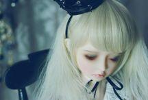 Doll Inspiration / by Nelwyn Kelly