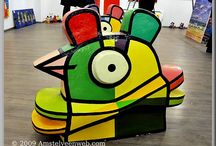 dieren in de kunst