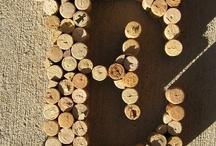 Corks and Wine Bottle Crafts