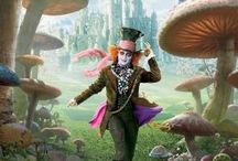 We're all mad here / I love the movies so much! I prefer the Tim Burton one. If anyone would like to join just ask. No chain posts just Alice in Wonderland  stuff