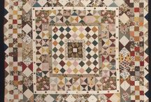 Vintage 1700-1900 Quilts