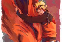 Naruto + Kurama