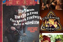 Steampunk Jan 24-25, 2015 / Steampunk show / by Renningers Antiques, Farmers, Flea Markets