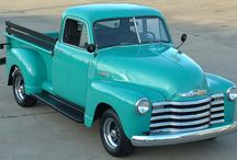Chevy Trucks / All kinds of Chevy Trucks / by Nancy