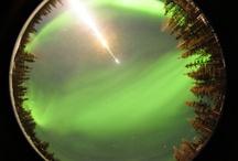 Technology / Missile Nasa per studio su aurore boreali.
