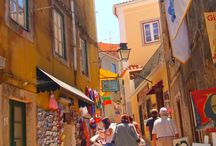 Places to go Portugal / A few pins of the places we'd love to go in Portugal :-)