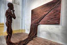 ART / paintings & sculptures