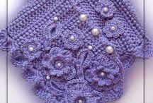 a vos crochets / by zahra kbait