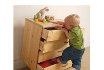 Child Safety 101 / Prevent tipping accidents and keep little one's safe