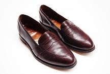 Men's Shoes / by BLITZ LONDON