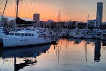 Volvo Ocean Race Alicante 2014 / Nautic Ocean in Volvo last weekend. Friday and sat. 4th October. 7 VOR 65'