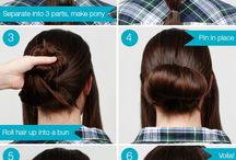 Hair / Tutorials