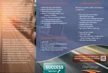Brochures / Brochures we have created