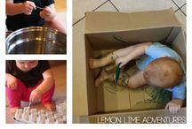 Actividades Para Niños Pequeños