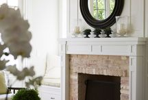 Fireplace / by Amy Thomsen