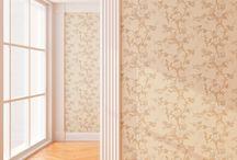 ¡El papel de texturas se toma las paredes de tu casa!