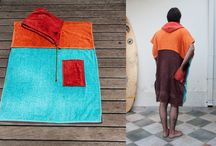 hooded surf towel project