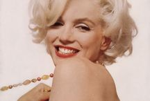 * Marilyn Monroe * / I really love her because she was gorgeous, always elegant and simply wonderful