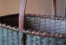 Basket painting