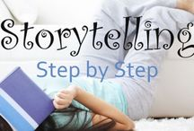 Story Telling / Ideas for telling stories with your kids.