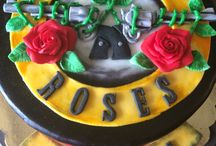 Torta GUNS N ROSES