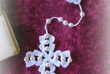 rosario a crochet