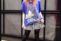 Japan's Street Fashion / There is a lot of style in Japan's streets including Harajuku, Shinjuku...etc. here some of them <3