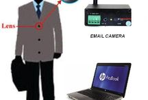 Spy E-mail Camera / Secret communications need special spy devices like spy e mail camera can give what it takes and one can buy nano earpieces online in india and delhi.