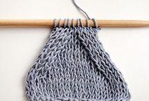 Trucs et astuces pour tricots