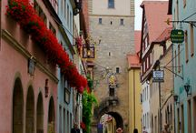 Travel to Germany / Travel inspiration for those looking to explore Germany.