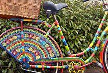 Crochet, Knit, Embroidery & Weaving