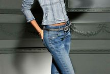 -It's all About Jeans- / Make it sexy looking with Jeans