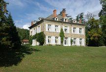 Château des Gaudras / Château à louer en Ardèche pour des fêtes de famille ou des vacances