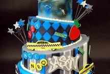 13th boy birthday party