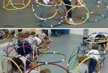 gimnasia para niños