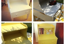 Furniture Re-makes / by Char DeWall