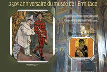 New stamps issue released by STAMPERIJA | No. 450 / TOGO 30 10 2014 - CODE: TG14601A-TG14612B
