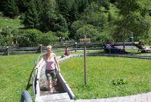 Kneippanlage in Stillebach / Neben dem Badesee findet ihr in Stillebach auch eine Kneippanlage, mit Arm-, Fuß- und Tretbecken vor. Eine perfekte Abkühlung für heiße Tage. / by Pitztal Tirol